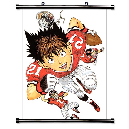 Eyeshield 21 Anime Fabric Wall Scroll Poster  Inches-Eye-12
