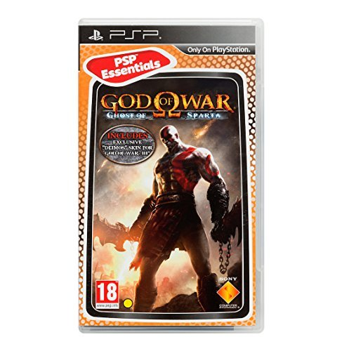 God of War: Ghost of Sparta - Essentials (PSP) (The God Of War Ghost Of Sparta)