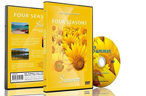 Nature DVD - Four Seasons - Summer-with Natural Sounds