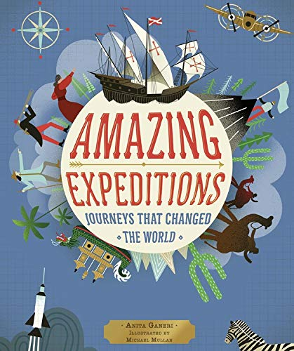 Book Cover: Amazing Expeditions: Journeys That Changed The World