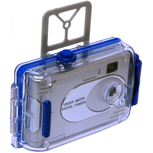 Aqua Shot Underwater Digital Camera - 4