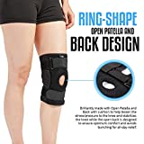 Hinged Knee Brace for Men and Women, Knee Support