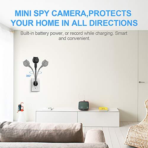 Aobo Spy Hidden Camera Mini Wireless Wifi Camera Hd 1080p