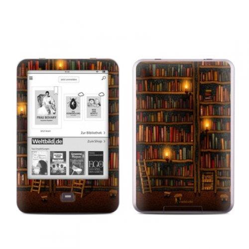 Tolino Shine Ebook Reader Skin Diseño de pegatinas vinilo para ...