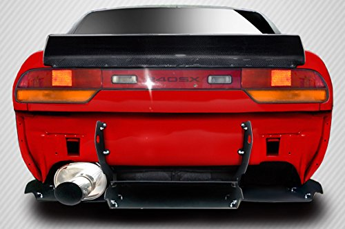 Carbon Creations Replacement for 1989-1994 Nissan 240SX S13 HB RBS Rear Wing Spoiler -1 Piece