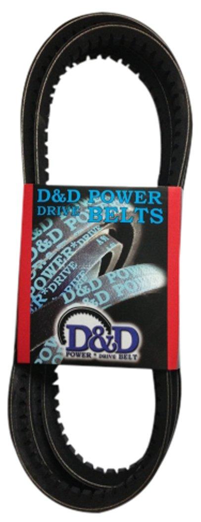 1 -Band D/&D PowerDrive JB325 Motorcraft Replacement Belt 32.57 Length Rubber 15