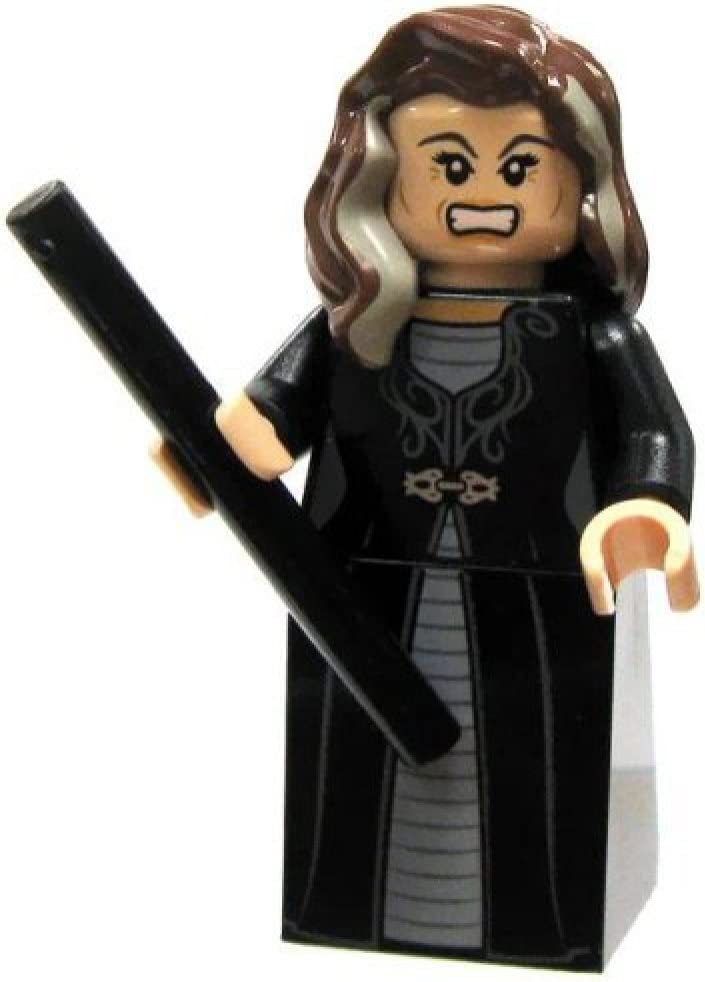 Narcissa Malfoy - Lego Harry Potter Minifigure with Black Wand