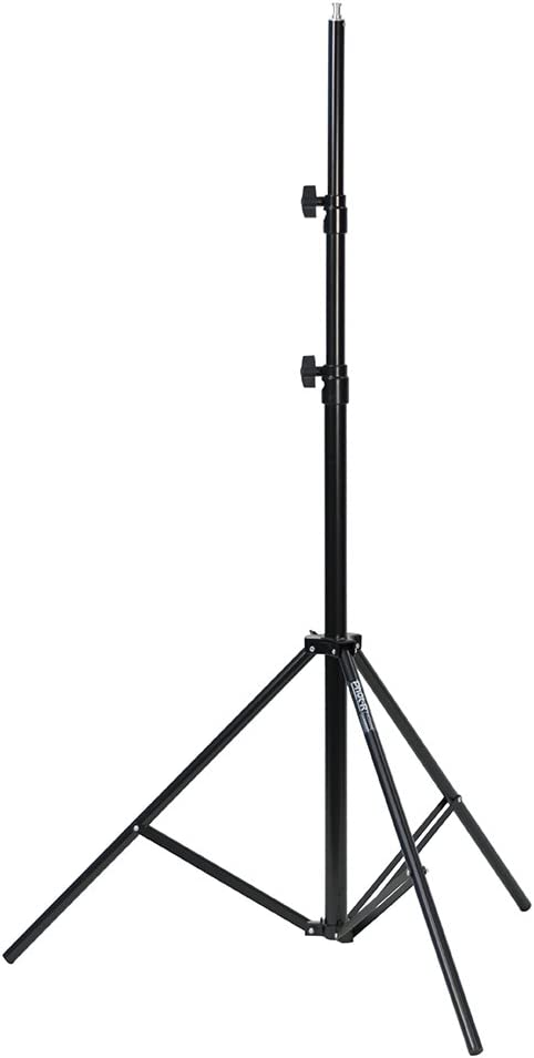 Phot-R Light Stand and Telescopic Collapsible Reflector Holder