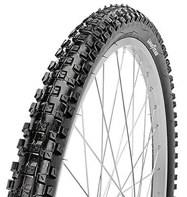 Goodyear Folding Bead Mountain Bike Tire, 26 x 2.1, Black