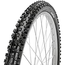 "Goodyear Folding Bead Mountain Bike Tire, 26"" x 2.1"", Black"