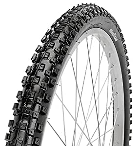 "Goodyear Folding Bead Mountain Bike Tire, 26"" x 2.1"", Black"