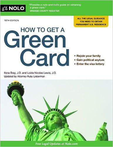 How To Get A Green Card Ilona Bray J D Loida Nicolas