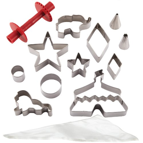 Cake Boss Decorating Tools Circus Cake Kit (Cutters Cookie Circus)