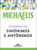capa de Michaelis. Dicionário de Sinônimos e Antônimos