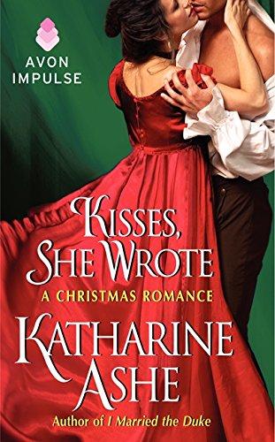 Kisses, She Wrote: A Christmas Romance (Prince Catchers Novella) PDF