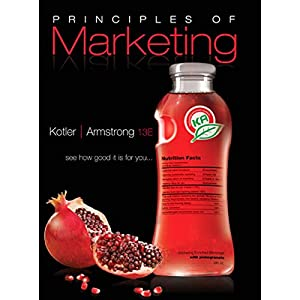 VangoNotes for Principles of Marketing, 13/e Audiobook