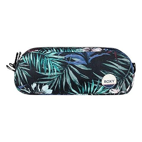 Roxy Da Rock Pencil Case - Anthracite Swim - Roxy Rock