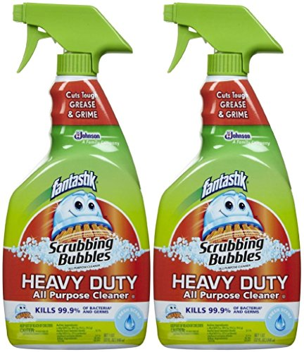 Fantastik-Antibacterial-Scrubbing-Bubbles-Convenient-32oz-Trigger-Spray-Pack-of-2