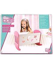 Speelgoed My beautiful dolls room 551-0303. Cuna mecedora para muñeca