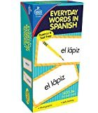 Carson Dellosa | Everyday Words in Spanish Flash