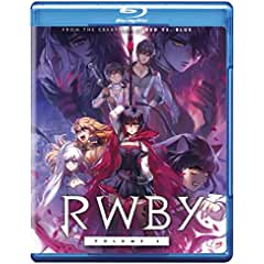RWBY: Volume 5 arrives on Digital, Blu-ray and DVD June 5th from Rooster Teeth and Cinedigm