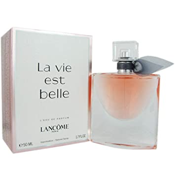 0d150ca60b Amazon.com   La Vie Est Belle by Lancome for Women 1.7 oz Eau de Parfum  Spray   Beauty