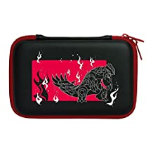 Nintendo 3DS XL Hard Pouch Omega Ruby - Groudon
