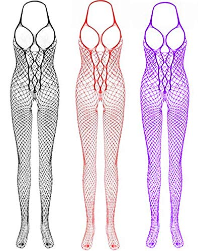 a1cba048a The victory of cupid Women s Thigh High Garter Belt Stocking Bodysuit  Lingerie