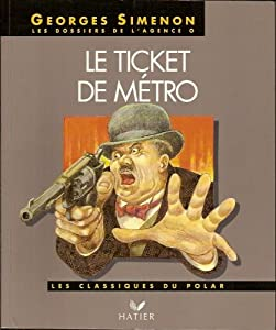 """Afficher """"Le ticket de métro"""""""