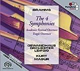 Brahms: The 4 Symphonies / Academic Festival & Tragic Overtures