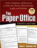img - for The Paper Office (text only) 4th (Fourth) edition by E. L. Zuckerman PhD book / textbook / text book