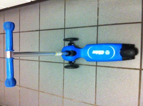 Y-Volution YGlider G2 Scooter - Blue