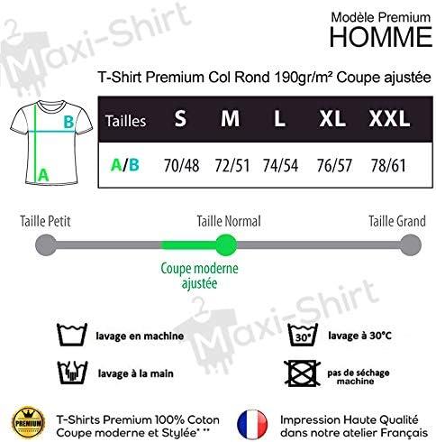 T Shirt Moto Homme Ajust/é Blanc Eagle Motor