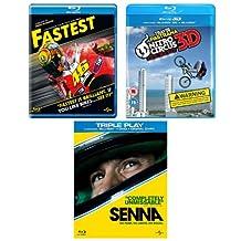 Senna / Fastest / Nitro Circus: The Movie