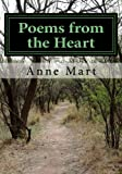 img - for Poems from the Heart: The Collected Poems of Anne Mart book / textbook / text book