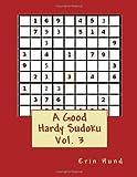 A Good Hardy Sudoku Vol. 3, Erin Hund, 1495252930