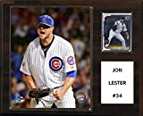 "MLB Chicago Cubs Jon Lester Player Plaque, 12""x15"""
