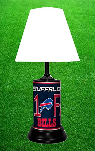 Buffalo Desk Lamp (BUFFALO BILLS TABLE LAMP)