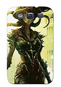 ACxcZxg11160yeDSg With Unique Design Galaxy S3 Durable Tpu Case Cover Medusa