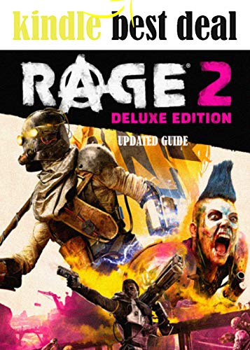 Official Rage 2 - Updated Guide and Walkthrough - Final