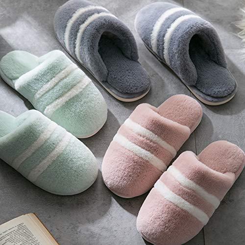 Comfort Donna Westeng 38 Per Ultra Morbido Pantofole Inverno Autunno In Caldo Antiscivolo Leggero 37 Cotone XwqXvZ