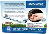 Heavy Metals Test Kit in Ground/Waste Water or Soil 1PK (5 Bus. Days) Schneider Labs
