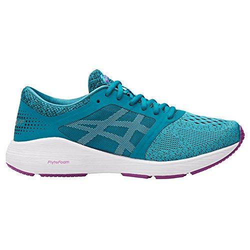 Schuhe Roadhawk Frauen blau violett Weiß FF Asics qA4nxwA
