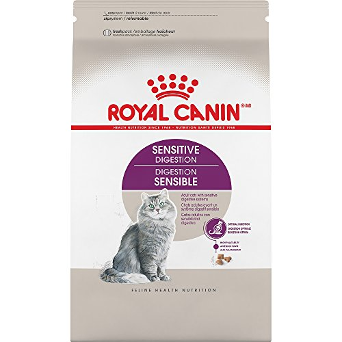 Royal Canin Feline Health Nutrition Sensitive Digestion Dry Cat Food, 3.5-Pound