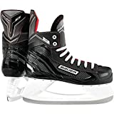 Bauer Nsx Senior Ice Hockey Skate Black/Red 9