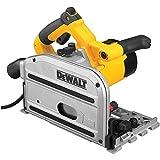 DEWALT DWS520CK 6-1/2-Inch 12-AMP TrackSaw Kit with 59-Inch and 102-Inch Track