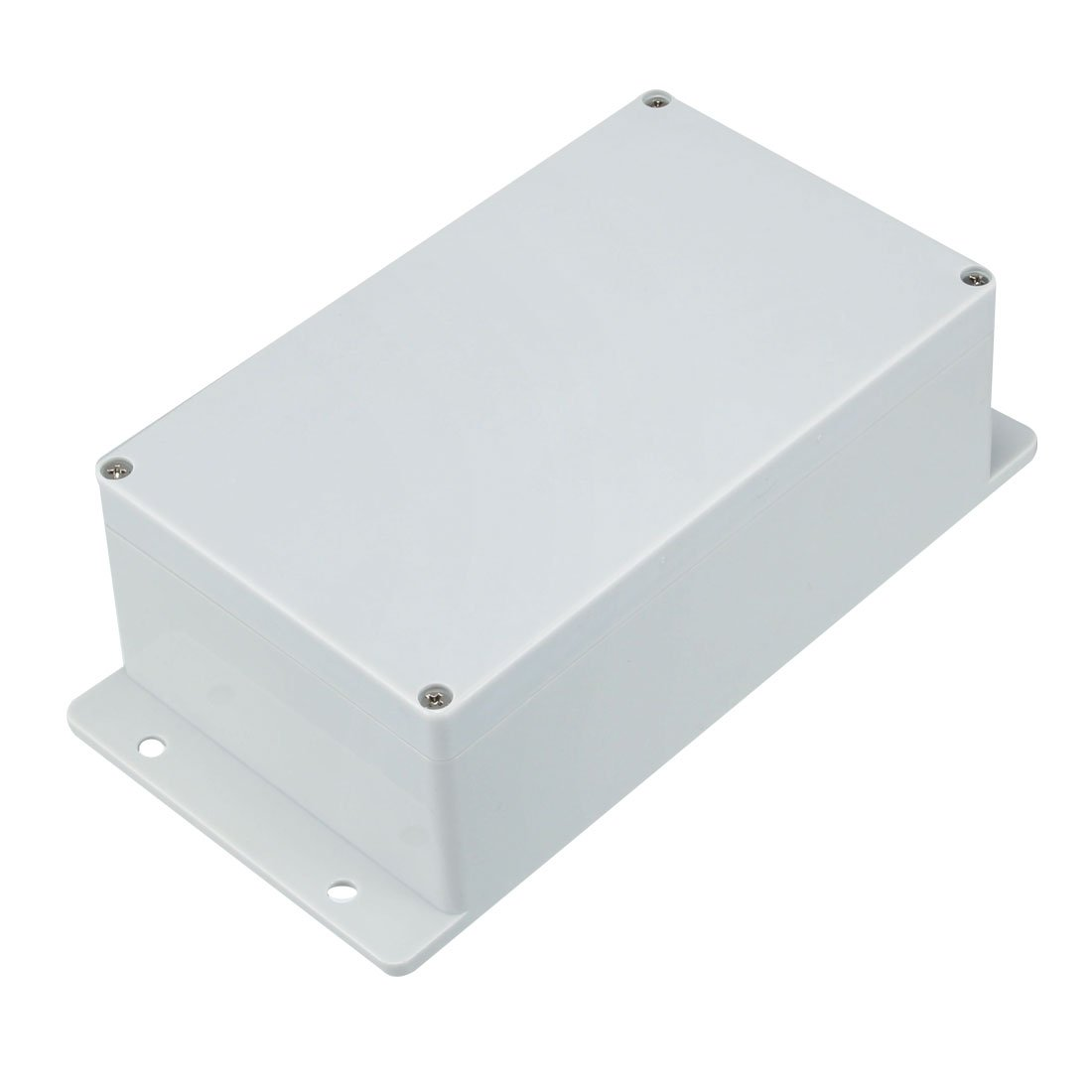 uxcell 200 x 120 x 75mm Electronic Plastic DIY Junction Box Enclosure Case Gray