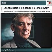 Bernstein Conducts Tchaikovsky