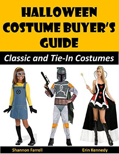 Halloween Costume Buyer's Guide: Classic and Tie-In Costumes