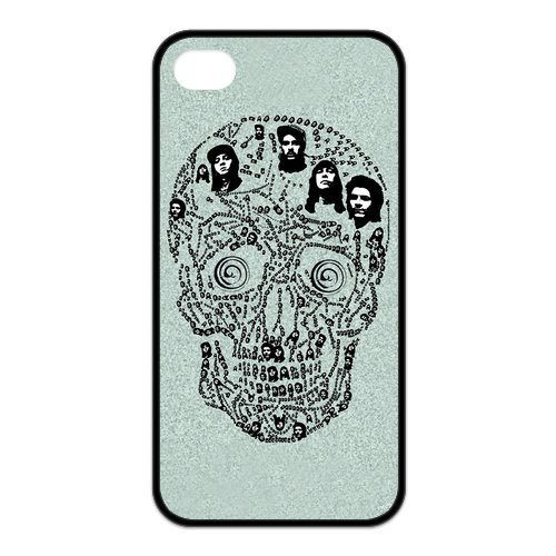 Fayruz- Pierce the Veil Protective Hard TPU Rubber Cover Case for iPhone 4 / 4S Phone Cases A-i4K119